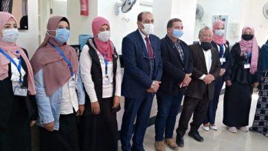 افتتاح مركز خدمة المواطنين التموينى بالزينية شمال الاقصر