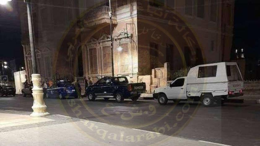 بعد التنقيب عن الآثار بداخلة.. إزالة قصر توفيق باشا أندراوس بعد 120 عاما بالأقصر